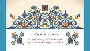 Creative Indian Wedding Invitations Memorable Wedding Invitation Quotes And Wordings Indian Wedding
