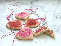 valentines cookies valentines heart shortbread cookie recipe