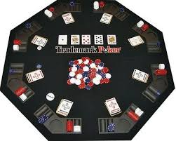 Table Top Poker Table Poker Table Top And 300 Chip Set 39 98 Shipped From Best Buy
