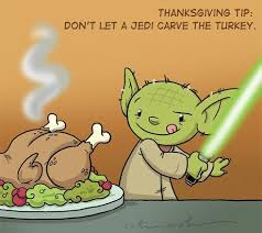 thanksgiving tip wars your meme