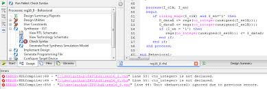 Test Benches In Vhdl Designing A Cpu In Vhdl Part 2 Xilinx Ise Suite Register File