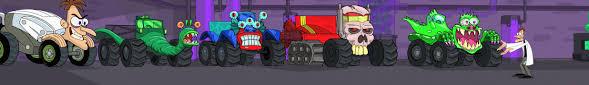 monster truck war haunted house list of doofenshmirtz u0027s schemes and inventions season 1 phineas