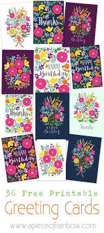 best 25 e birthday cards free ideas on print a greeting card free best 25 free printable cards ideas on