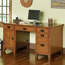 Mission Style Desks For Home Office Mission Style Home Office Desks Amish Made Oak Craftsman