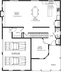 Sample Floor Plan Robin Ford Building U0026 Remodeling Sample Floor Plans In Carroll
