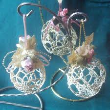 picture collection lace christmas ornaments all can download all