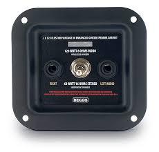 Mesa Boogie 2x12 Rectifier Cabinet Review Musicplayers Com Reviews U003e Guitars U003e Becos Mono Stereo Jack Plates