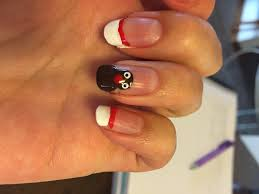 3 simple holiday nail art designs unbelievab ly