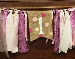Birthday Decorations For Girls 1st Birthday Etsy