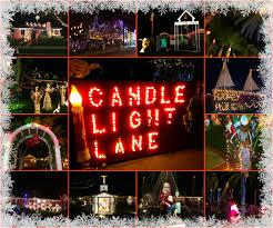woodland hills christmas lights visit candy cane lane during christmas holidays