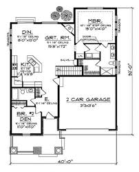 Construction Floor Plans Todd Menard Construction Floor Plans Ranch Plans Phoenix Ii