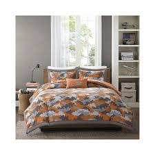 Camo Comforter Set King Orange Bedding Sets U2013 Ease Bedding With Style