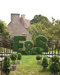 wedding backdrop grass 21 creative wedding backdrop ideas martha stewart weddings