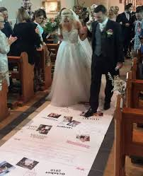 wedding runners 41 best wedding aisle decor images on wedding aisles
