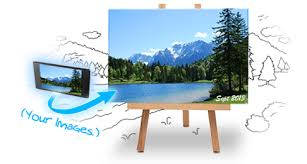 design your canvas online custom photos on canvas with