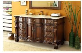 Bathroom Vanity No Top 60 Inch Bathroom Vanity Bathroom Vanity Cabinets Large Single Sink