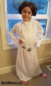 Princess Leia Halloween Costume Star Wars Princess Leia Costume Costume Discounters Merlot Mommy