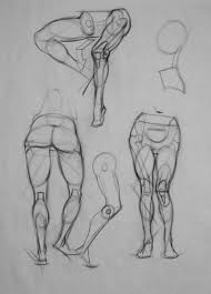 e m gist illustration dead of the day quick sketch and anatomy