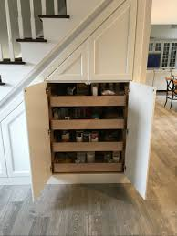 Under Stairs Pantry by Hudson Valley Cabinet And Woodworking Inc Gallery