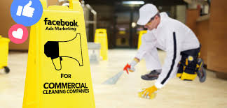 facebook ads marketing for commercial cleaning companies