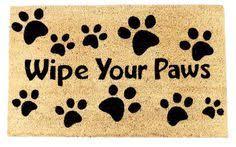Buy Wipe Your Paws Door Wipe Your Paws Wipe Your Paws Doormat Get One Welcome Mats