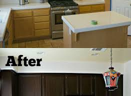 how to refinish your kitchen cabinets latina mama rama refinished kitchen cabinets refinishing kitchen cabinet ideas