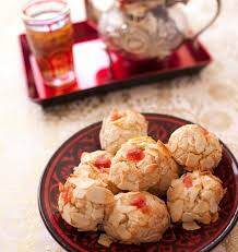 cuisine recette algerien mchewek petit four algérien aux amandes les meilleures recettes