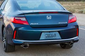 2004 Honda Accord Coupe Lx Facelifted 2016 Honda Accord Coupe Breaks Cover 57 Photos