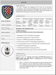 resume format for ece engineering freshers pdf creator beautiful resume format in word free download