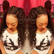sew in hairstyles with braids frontal weave styles sao mai center