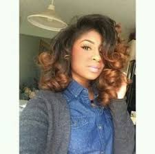 ombre hair color fro african american women best 25 hair color african american ideas on pinterest short