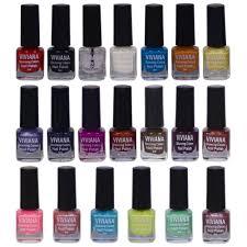 viviana mini super saver nail polish combo pack of 20 nails