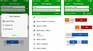 Seattle Public Transit Map by Best Transit Apps For Iphone Google Maps Moovit Citymapper And