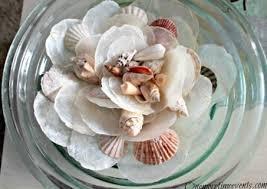 Seashell Centerpiece Ideas by Diy Seashell Centerpieces