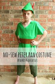 Diy Sew Potato Head Costume Sew Peter Pan Costume Dukes Duchesses