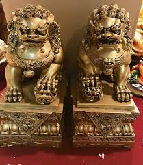 images of foo dogs foo dogs fu dog beijing lions gallery of home decor