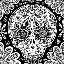 day of the dead craft skull designs family guide to
