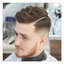 cool haircuts for men with thick hair with mens parted haircut