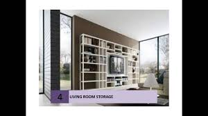 Living Room Storage Cabinet Clever Living Room Storage Ideas Youtube