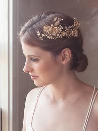 gold headpiece gold headpiece combs golden wedding