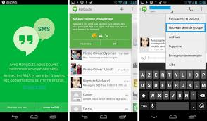 hangouts app for android hangouts app instant messaging and chat app