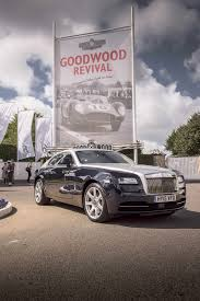 rolls royce factory rolls royce motor cars celebrated a record goodwood revival