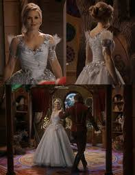 Halloween Prom Costumes Dress Emma Swan Blue Prom Dress Princess Dress