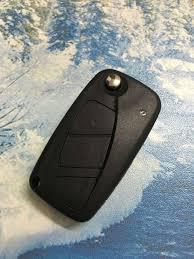 lexus key housing fiat panda key entryless 3 buttons modified flip remote key shell