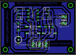 motion detector sensor circuit circuit diagram world