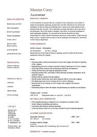 Cpa Resume Samples by Accounting Resume Template Health Symptoms And Cure Com