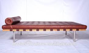 Barcelona Sofa Replica Sale High Quality Barcelona Daybed Replica Wood Daybed