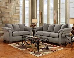 Grey Sofa Recliner by Pc Sensations Grey Sofa U0026 Love Set