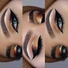 21 makeup ideas for thanksgiving dinner 5 gorgeous gold glitter
