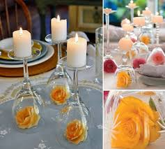 make a wine glass centerpiece find fun art projects to do at